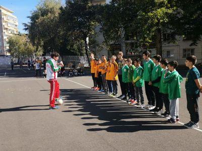 "Традиционен училищен турнир по футбол в ОУ ""Свети Паисий Хилендарски - Изображение 1"