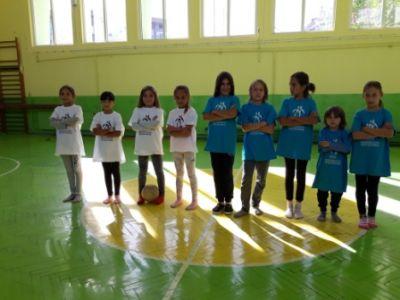 Европейски ден на спорта 28.09.2018г. - ОУ Свети Паисий Хилендарски - Казанлък