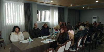 Обучение на педагогическия персонал - ОУ Свети Паисий Хилендарски - Казанлък