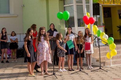 6 - ОУ Свети Паисий Хилендарски - Казанлък