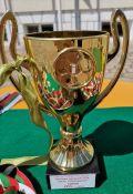 Награждаване на победителите от Великденския футболен турнир - ОУ Свети Паисий Хилендарски - Казанлък