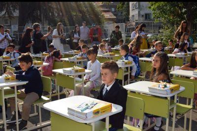 Тържествено откриване на учебната 2021 - 2022 учебна година 11