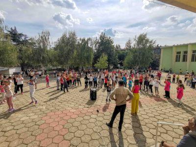8 - ОУ Свети Паисий Хилендарски - Казанлък