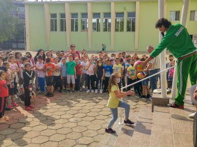 9 - ОУ Свети Паисий Хилендарски - Казанлък