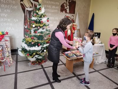 1 - ОУ Свети Паисий Хилендарски - Казанлък